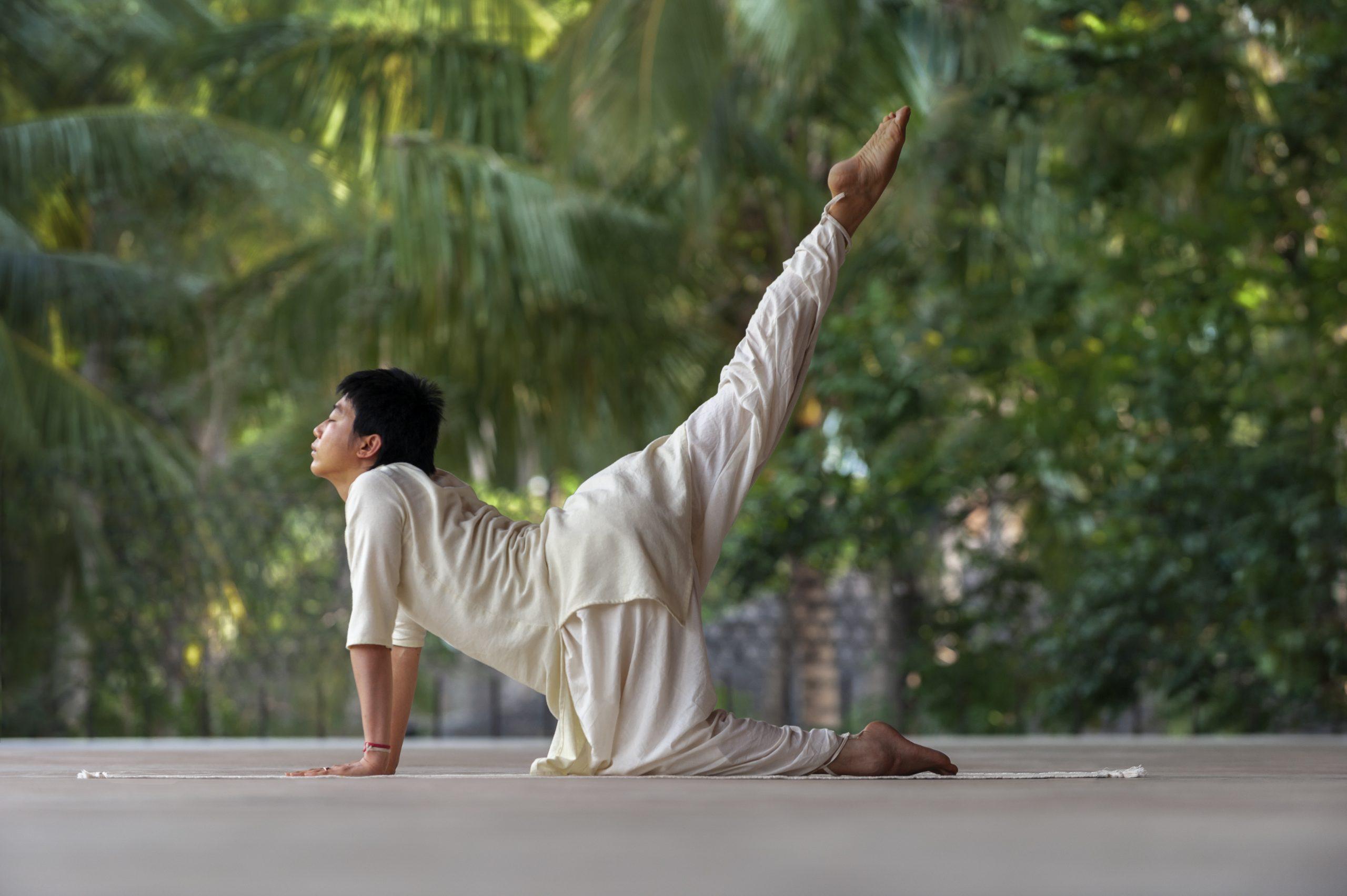 Isha Hatha Yoga Meditation Sadhguru