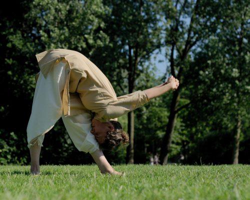 Isha Hatha Yoga Olya Kaplan