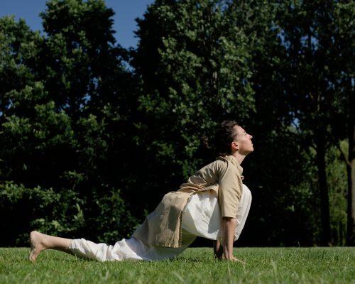 Isha Hatha Yoga Meditation Olya Kaplan